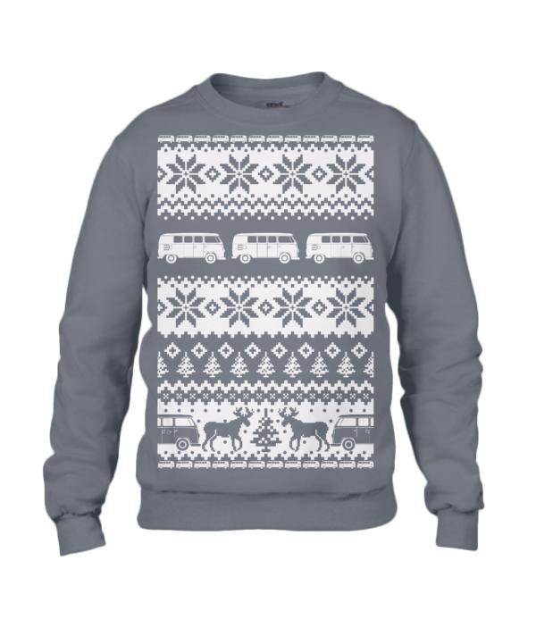 Charcoal T1 Christmas Jumper