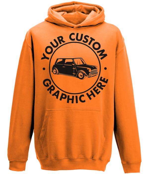 orange crush hoody