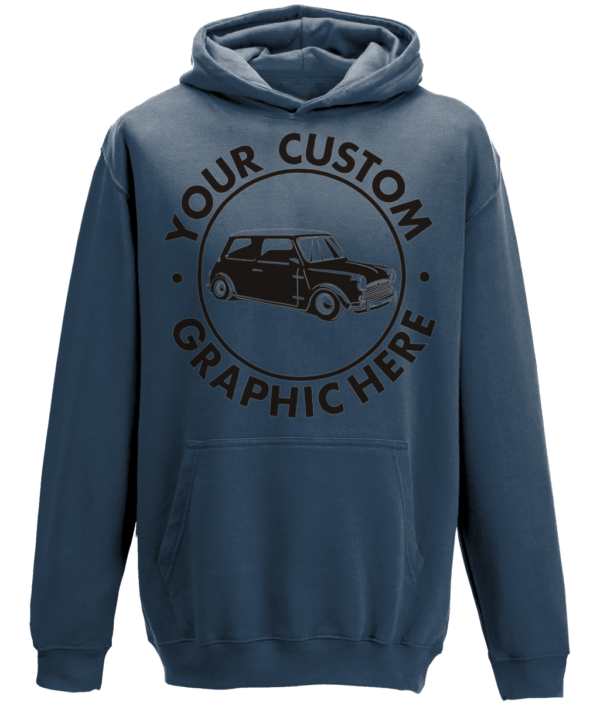 storm grey hoody