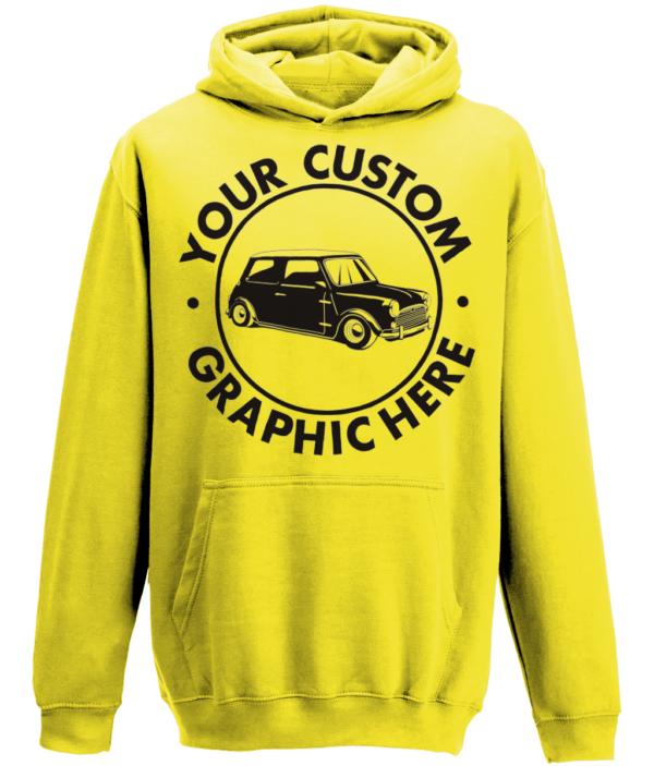 sun yellow hoody