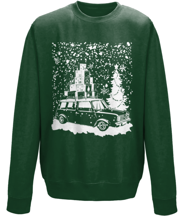 Kids Clubby in the snow - Forest Green