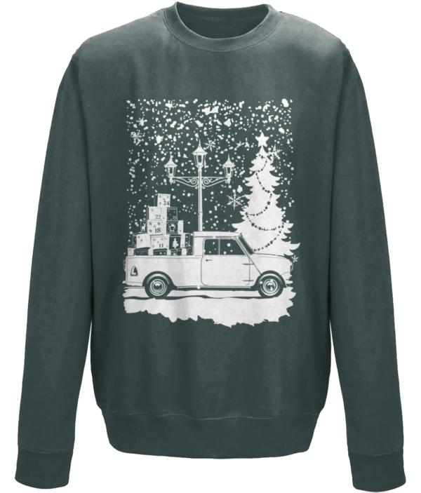 Christmas 2019 jumper - Charcoal