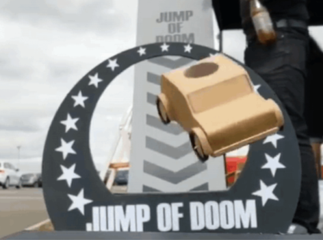 The Jump of Doom!