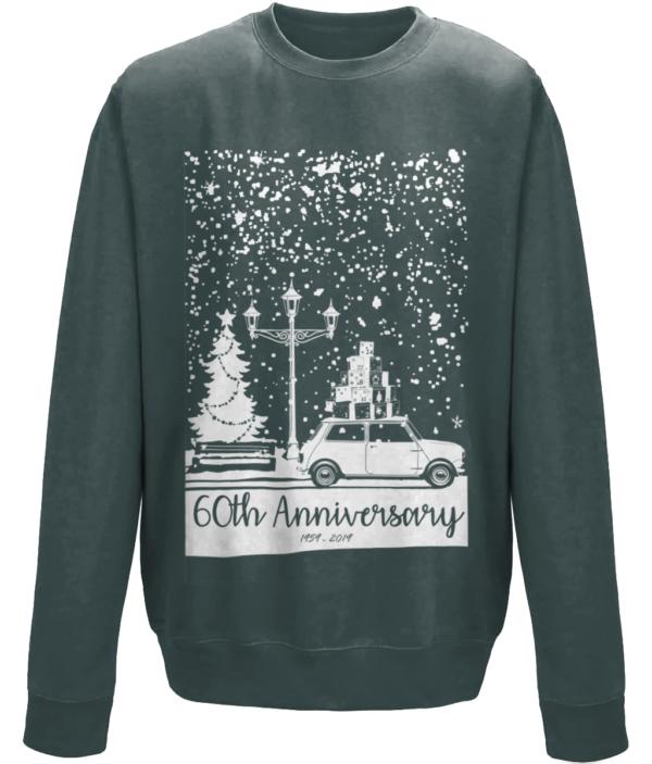 Christmas 2019 jumper -Charcoal