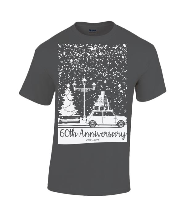 Christmas 2019 T Shirt- Adult - Black