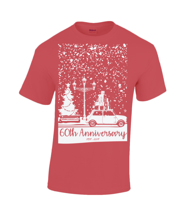 Christmas 2019 T Shirt- Adult - Red