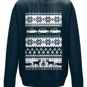 2017 Christmas Jumper - New French Nav
