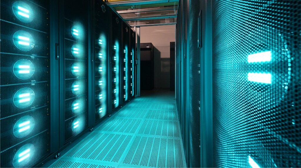 Clusterstor 6000 - lit racks