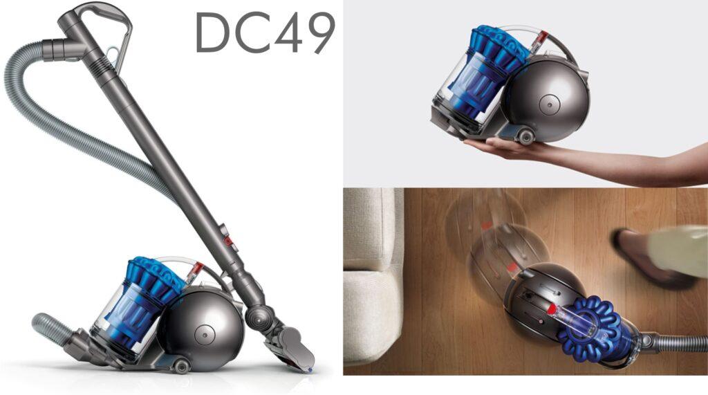Dyson DC49 group