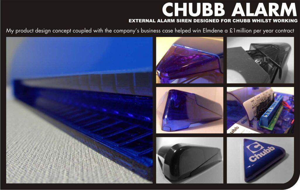 chubb alarm portfolio