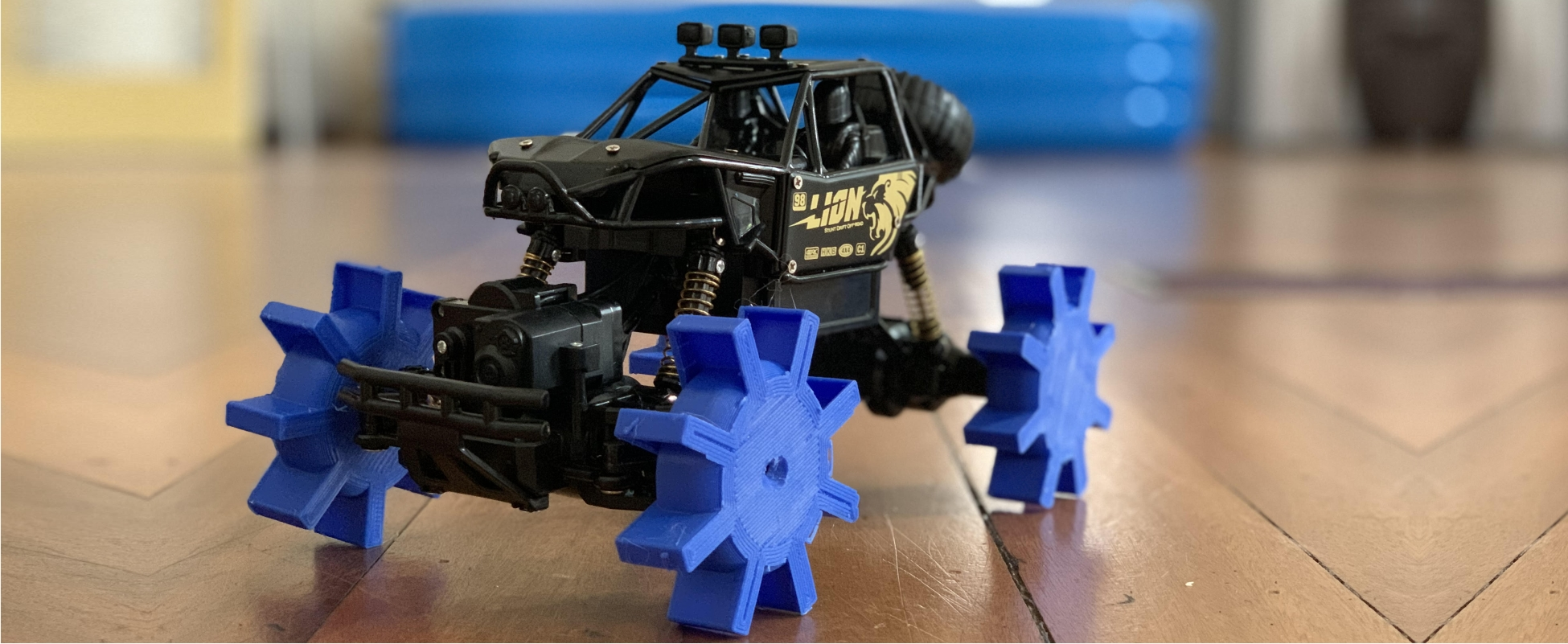 3D Printing for Innovation